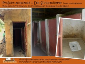 Projekt 2014/2015 - Die Schultoilette