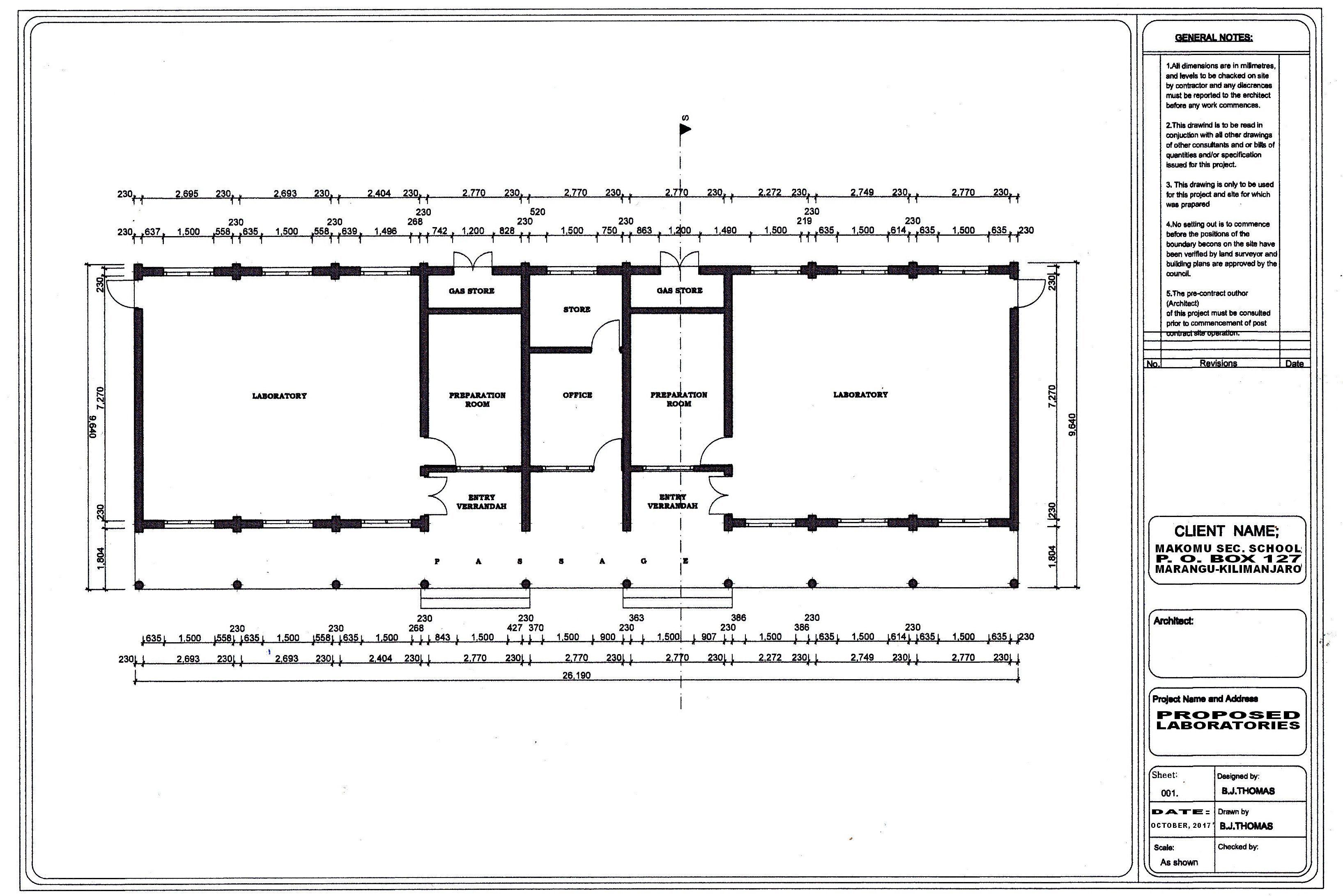Bauplan – Grundriß