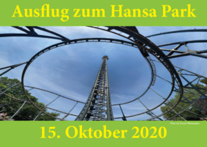 Ausflug zum Hansa Park