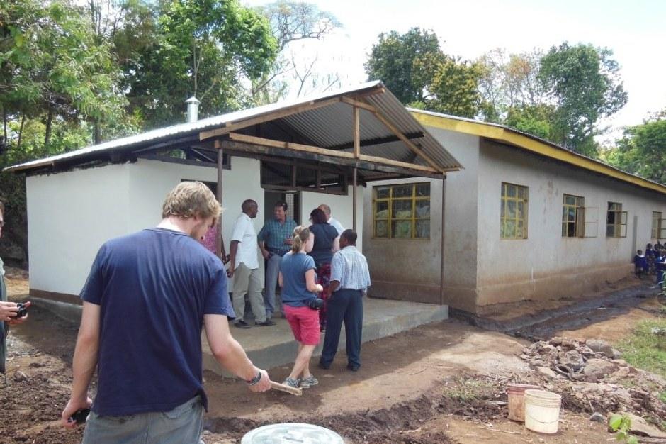 2012 – Kilaremo – Küchenhaus nach der Renovierung – 1