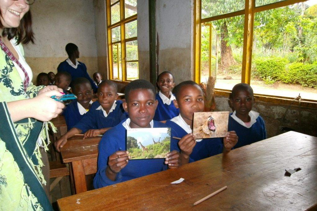 2012 – Kilaremo – Postkarte aus Tansania für Spender